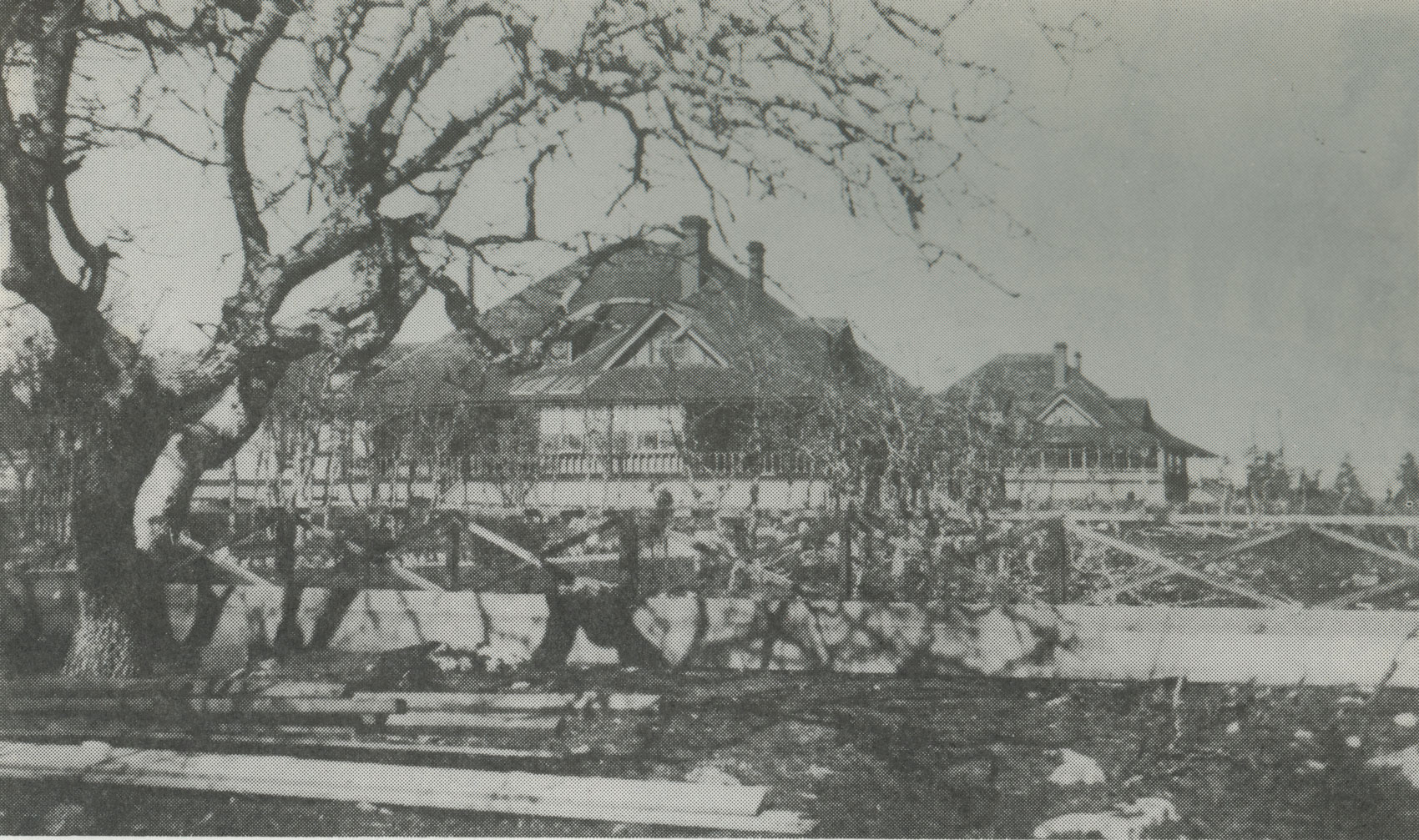 Garrison House - York Place