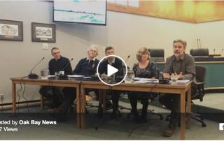 Oak Bay News - Community Info Session